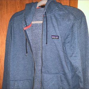 Men's Patagonia long sleeve zip up jacket